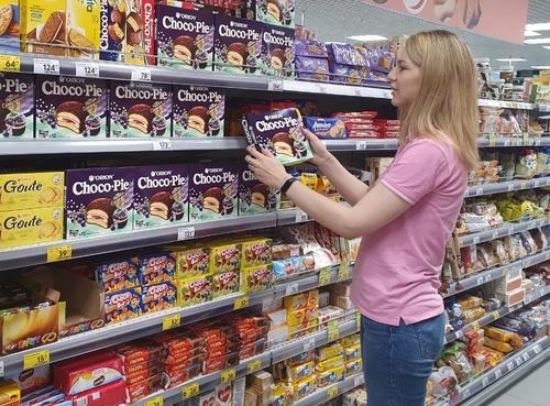 好丽友零食畅销海外 在华销售额再破1万亿韩元