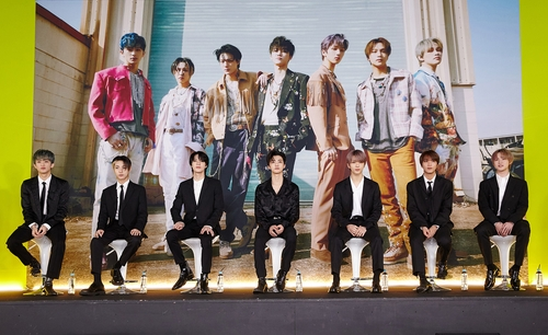 NCT DREAM 韩联社/SM娱乐供图(图片严禁转载复制)