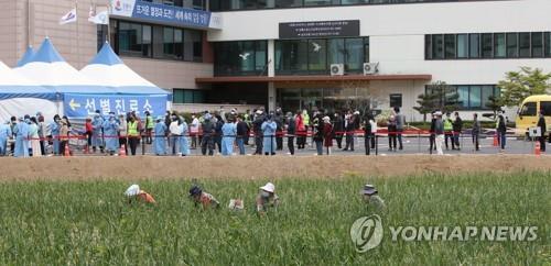 韩国东部城市江陵放宽防疫响应措施