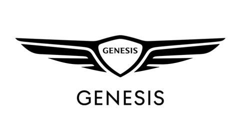 捷尼赛思品牌标志 现代汽车供图(图片严禁转载复制)