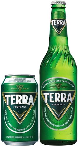 韩国TERRA啤酒将出口至美国香港等地