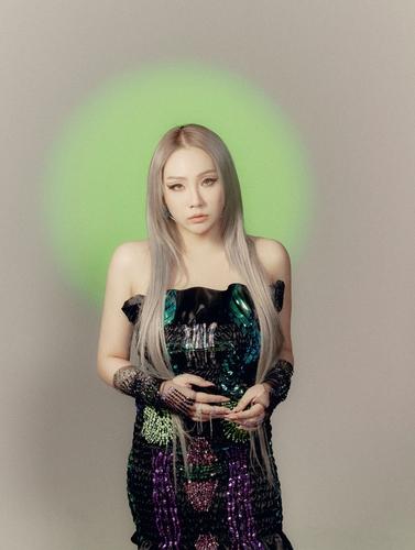 歌手CL参加美国来福车反仇亚宣传活动
