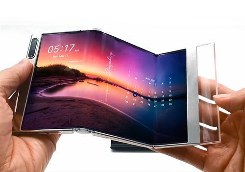 三星LG显示器迭代技术亮相SID显示展