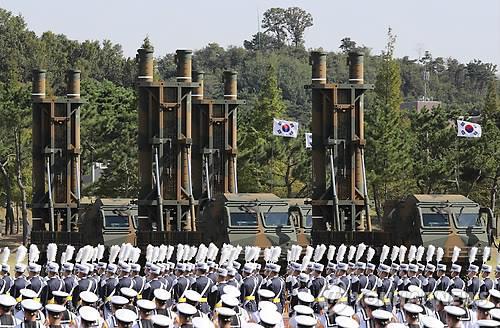 韩国防部:韩美终止导弹指南未考虑邻国影响
