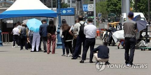 简讯:韩国新增707例新冠确诊病例 累计137682例