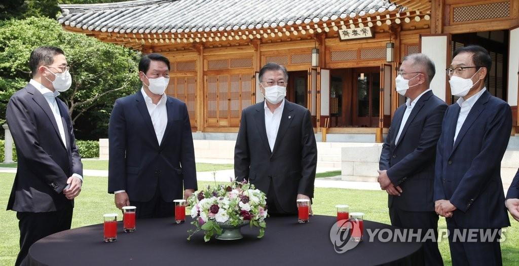 2021年6月2日韩联社要闻简报-2