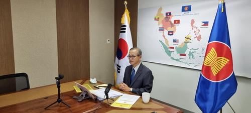 韩国驻东盟大使就日核排海表忧虑