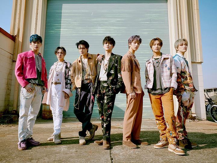 资料图片:NCT DREAM 韩联社/SM娱乐供图(图片严禁转载复制)