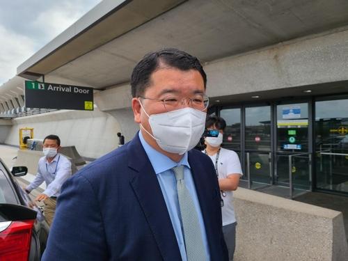 韩副外长:未推进韩美日首脑在G7峰会期间会晤