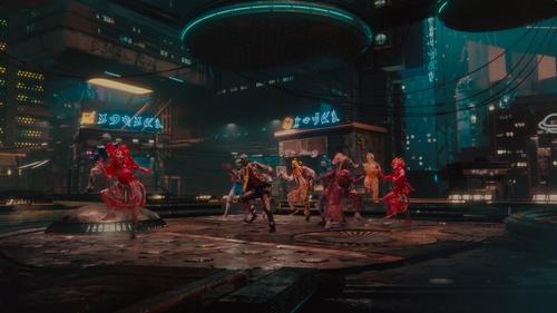 酷玩乐队携手韩国舞团Ambiguous推新歌MV
