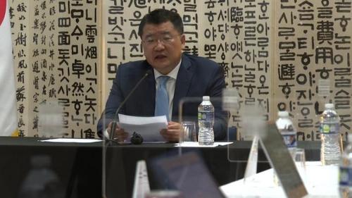 韩副外长:韩美商定加快落实首脑会谈后续措施