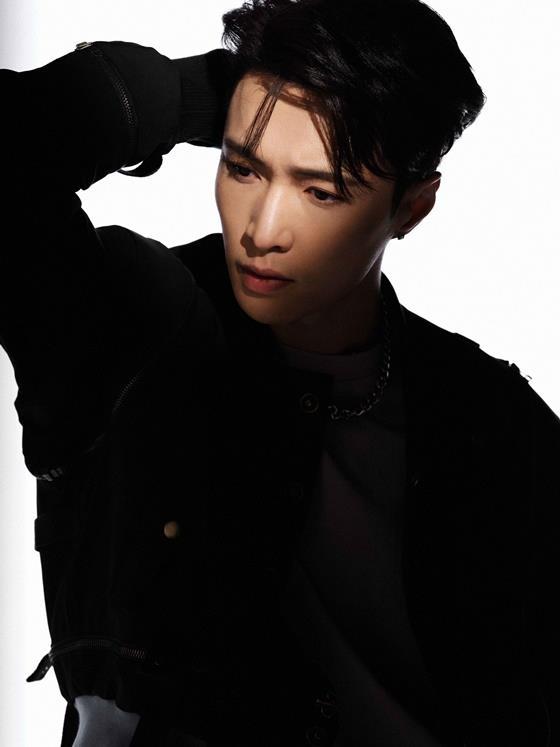 EXO成员LAY(张艺兴)SM娱乐供图(图片严禁转载复制)