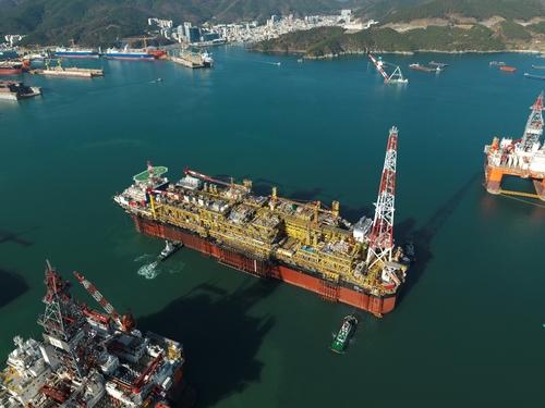 大宇造船承接巴西国油逾60亿元大单