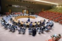 韩国将参选安理会2024至2025年任期非常任理事国