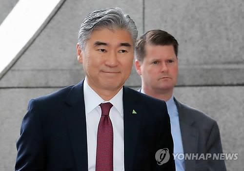 美国对朝特别代表星·金或本周起访韩