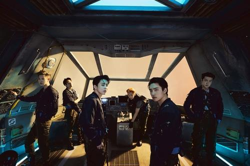 资料图片:男团EXO SM娱乐供图(图片严禁转载复制)