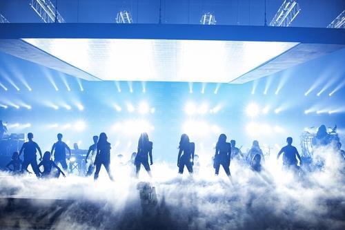 资料图片:BLACKPINK YG娱乐供图(图片严禁转载复制)