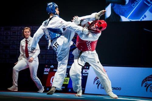 世界跆拳道锦标赛推迟至明年举办