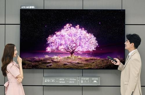 LG电子全球首推83英寸OLED电视 4K款中最大