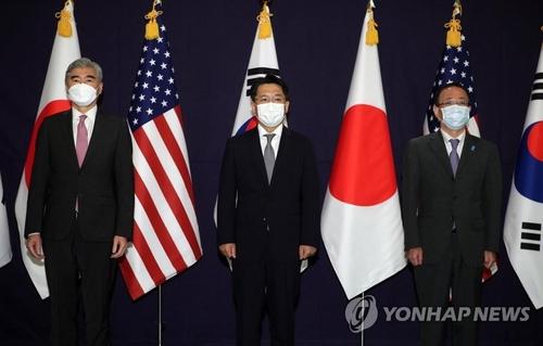 详讯:韩美日对朝代表在首尔会晤