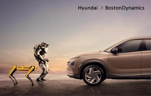 现代汽车收购美国波士顿动力80%股份