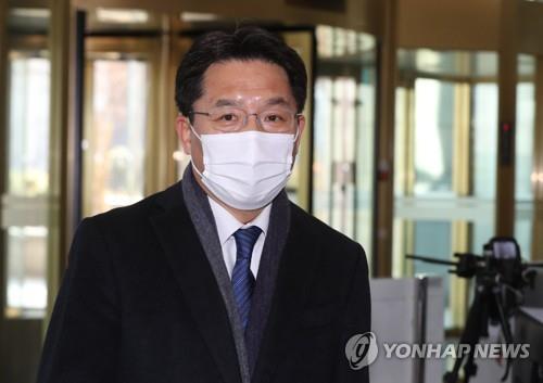 韩中对朝代表首次通电话