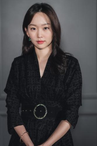 资料图片:演员秦基周 韩联社/Tving、CJ ENM 供图(图片严禁转载复制)