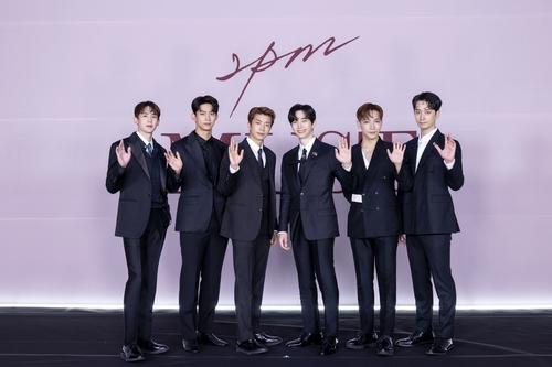 男团2PM JYP娱乐供图(图片严禁转载复制)