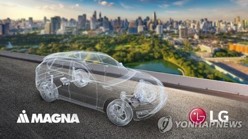 资料图片 韩联社/LG电子供图(图片严禁转载复制)