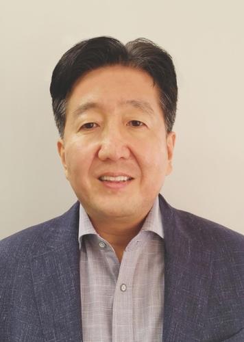 LG麦格纳电动传动系统公司首席执行官郑元锡 韩联社/LG电子供图(图片严禁转载复制)