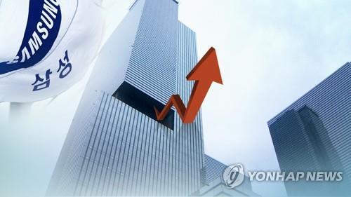 简讯:三星电子第二季营业利润同比增53.4%