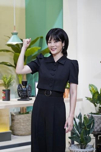 蔡琳出演育儿综艺《勇敢的单身育儿》