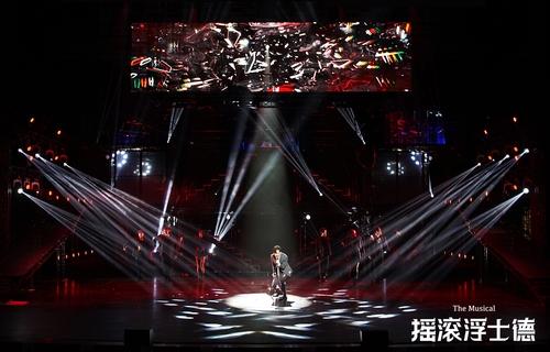 韩国原创音乐剧《摇滚浮士德》在沪获满堂彩