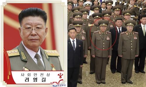 朝鲜前社会安全相李永吉或任国防相