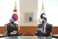 韩外交部召见日本大使抗议驻韩公使涉总统不雅发言