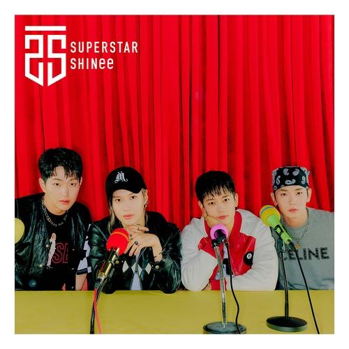 SHINee日本迷你一辑登顶公信榜