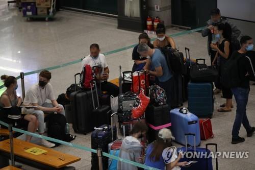 统计:6月访韩外国人同比增109%