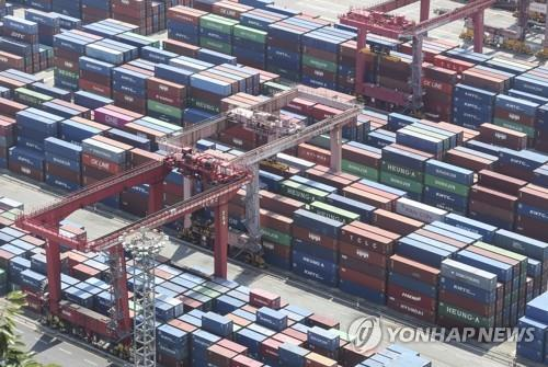韩7月出口创近65年单月最高纪录