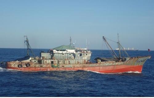 韩国向中国引渡疑在朝鲜海域非法捕捞渔船