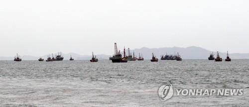 消息:朝鲜向韩发传真告知越界外籍渔船信息