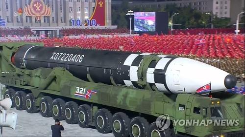 朝鲜公开车上发射洲际导弹视频 或合成特效