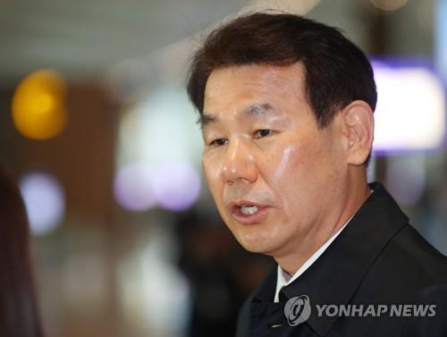 韩美防卫费谈判大使郑恩甫获金监院院长提名