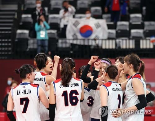 文在寅发文称赞韩国女排让国人骄傲