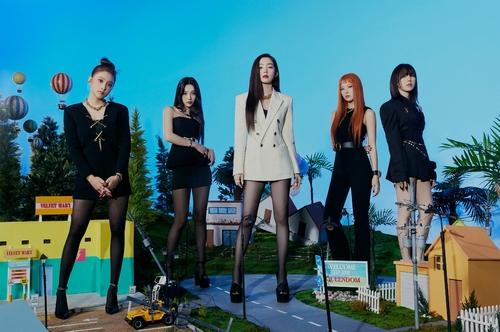 Red Velvet SM娱乐供图(图片严禁转载复制)