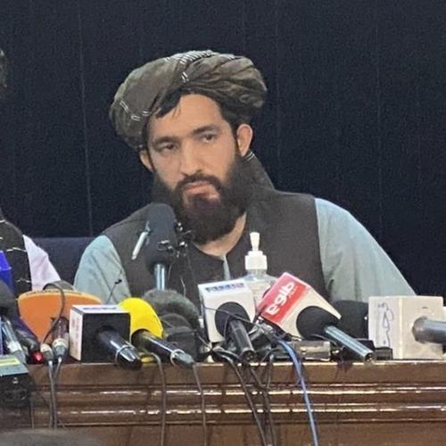 阿富汗塔利班:望韩国承认塔利班是合法政府