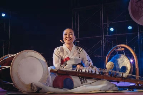 韩国传统音乐家将在中国中央音乐学院执教