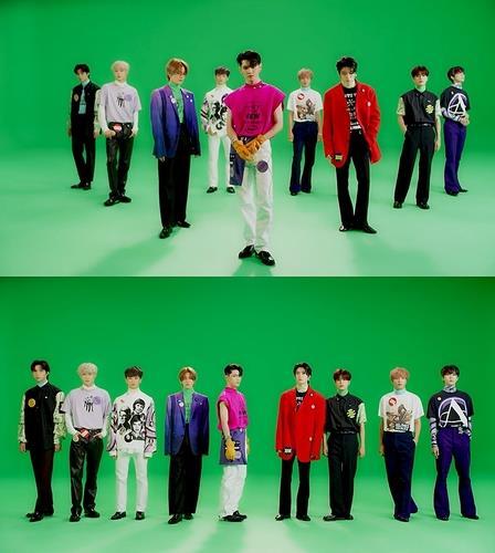 资料图片:NCT 127 SM娱乐供图(图片严禁转载复制)