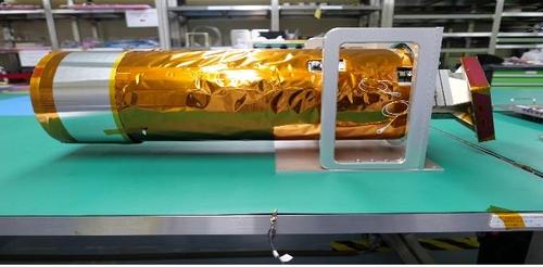 韩国探月器成功安装NASA阴影摄像头