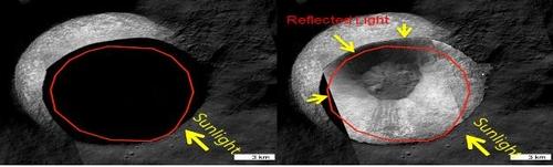 阴影摄像头拍摄图片的预测图 科学技术信息通信部供图