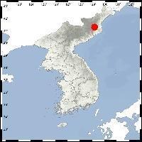 朝鲜咸镜北道吉州发生2.4级地震